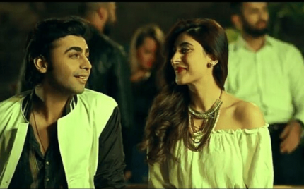 "Farhan Saeed's ""Saathiya"" – ft. Urwa Hocane"