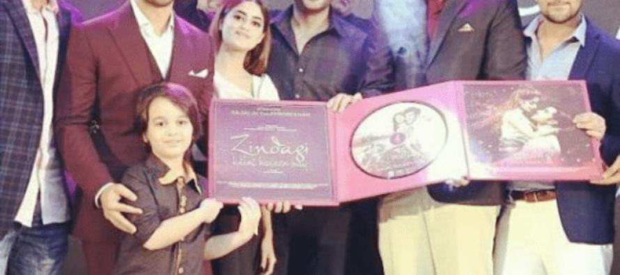 Zindagi Kitni Haseen Hai Music Launch – Pictures