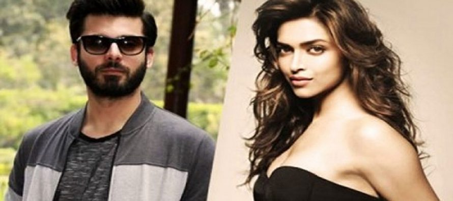 Deepkia suggests hottie Fawad Khan for upcoming film of Sanjay Leela Bhansali