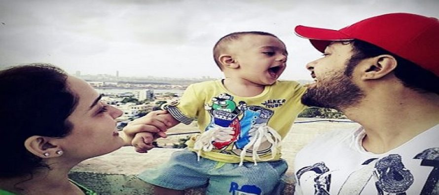 Nausheen Ibrahim and Ahmed Hassan's family pictures
