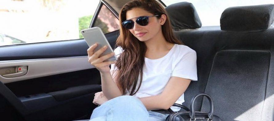 Uber roped Mahira Khan & Mehreen Syed for its marketing