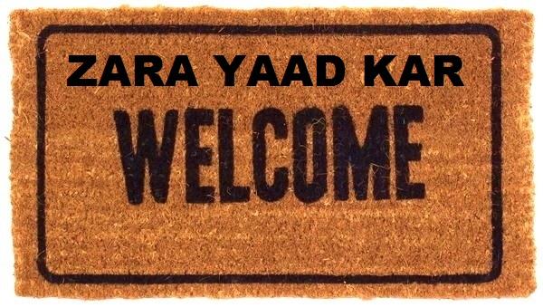 Zara Yaad Kar 01