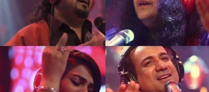 """Coke Studio Season 9 """"Aye Rah-e-Haq Ke Shaheedo"""""""