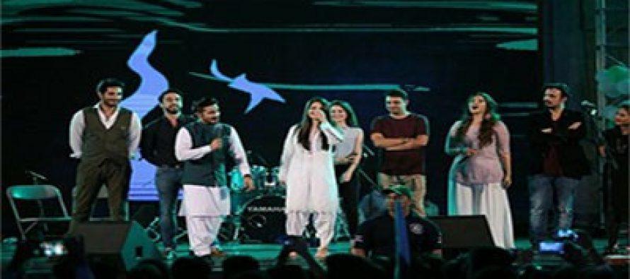 Shukria Pakistan Concert – Pictures