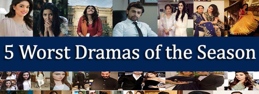 Worst Dramas Of The Season