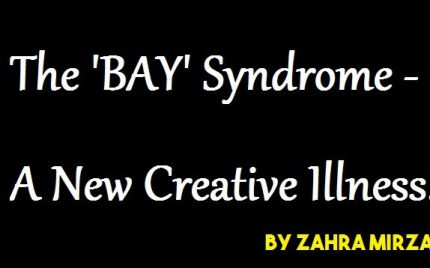 The 'Bay' Syndrome!