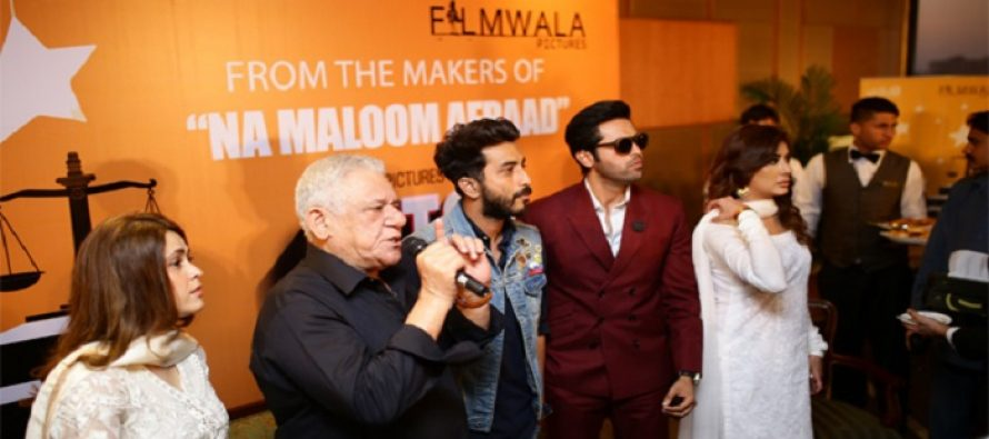 Om Puri insists that Pakistani Films should be released in India.
