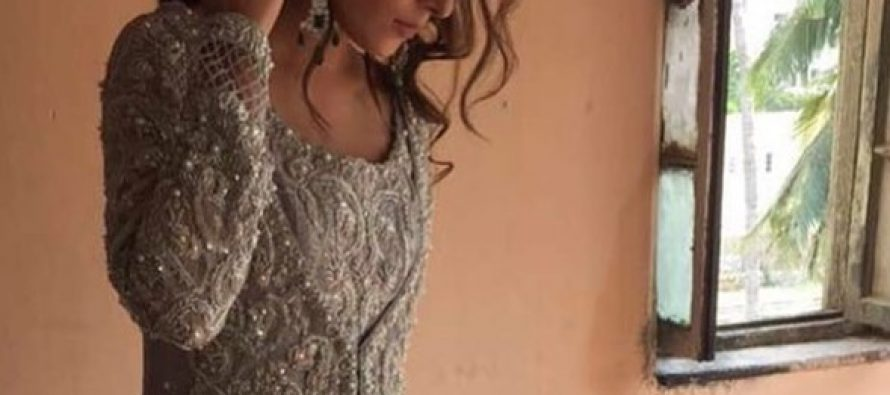 Ayeza Khan's Classy Photoshoot- See Pictures