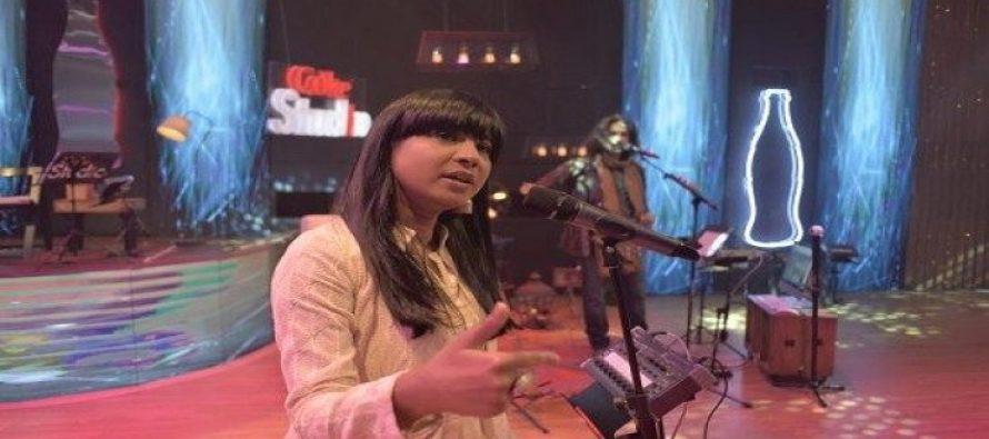 Shilpa Rao makes her Debut in Coke studio 9