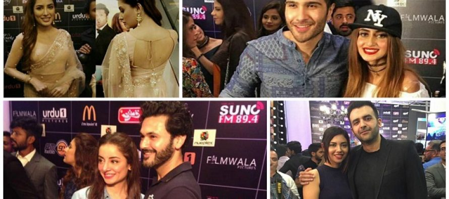 More Pictures from the Premiere of Actor In Law