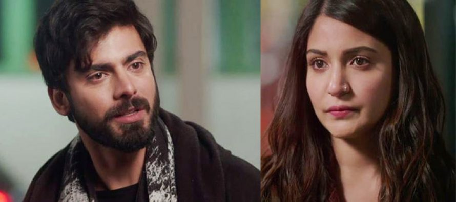 "Fawad's ""Ae Dil Hai Mushkil"" New Promising Trailer Goes Viral"