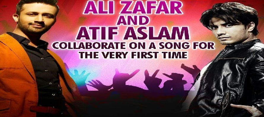 Official Video of ISPR song by Ali Zafar and Atif Aslam!