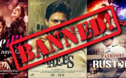 Pakistan Cinemas will not Screen Indian Films