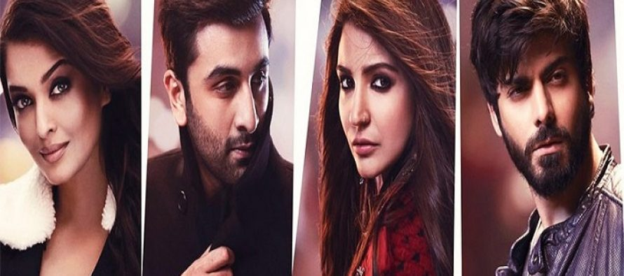 Ae dil hai Mushkil title song released !