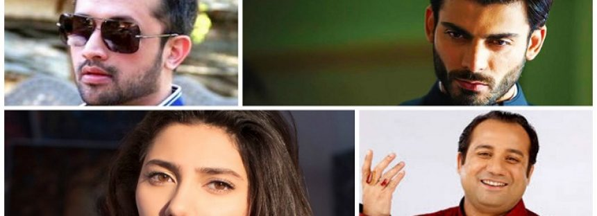 Pakistani Celebrities are Banned in India By the Indian Film Assocation