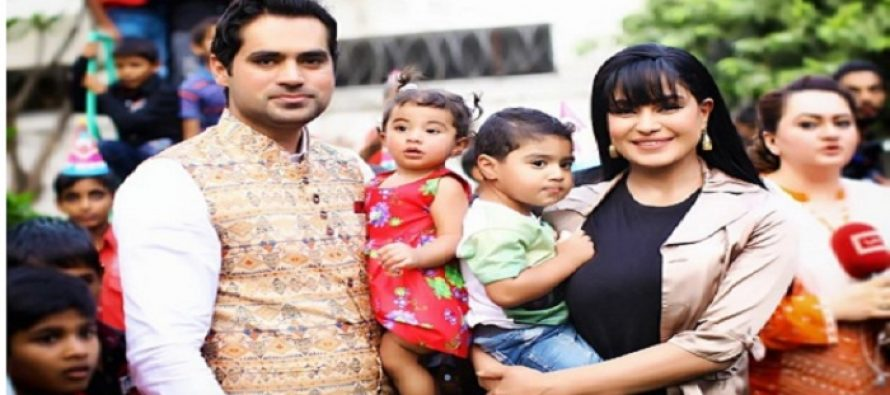 Veena Maliks latest Family Pictures