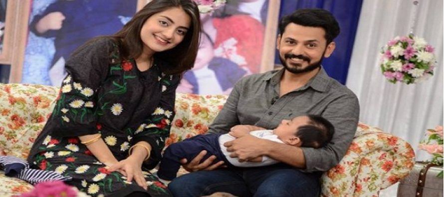 Uroosa Qureshi and Bilal Qureshi were Invited at Good Morning Pakistan!!
