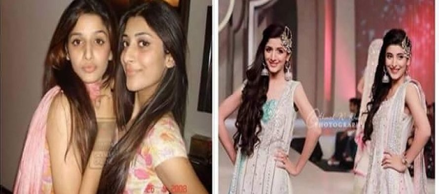 Pakistani Top Celebrities – Before And After