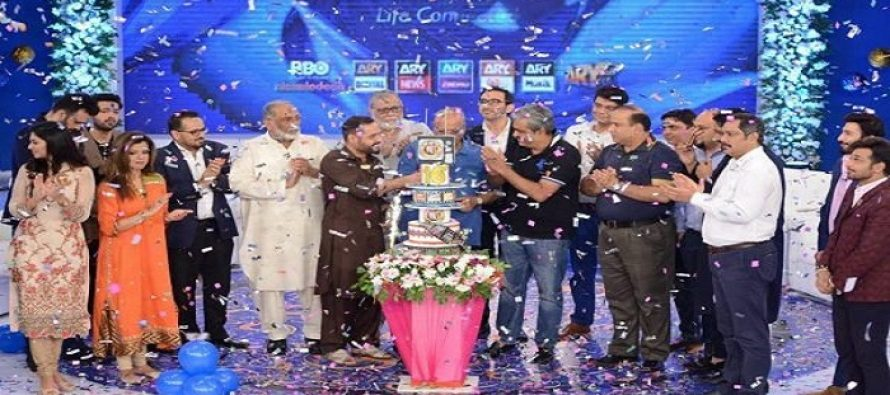 ARY Network Celebrates it's 16th Anniversary!