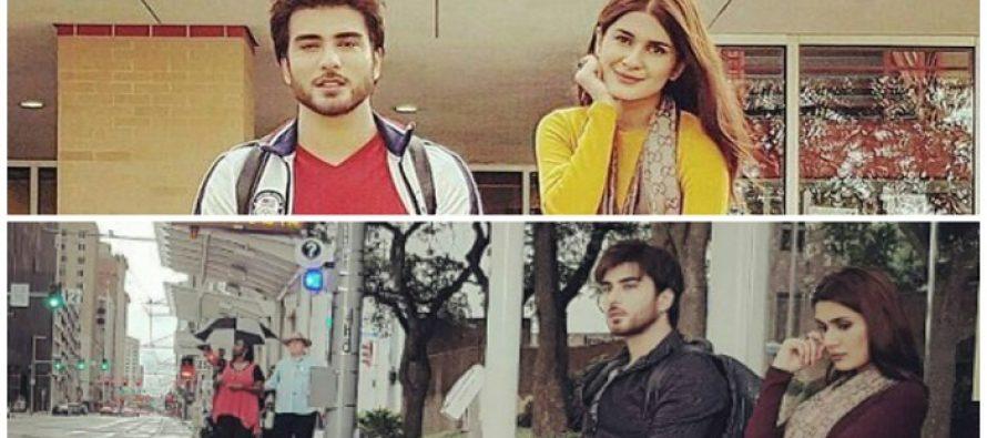 BTS SHOTS Of Khuda aur Muhabbat Season 2