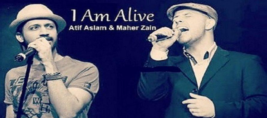 Duet between Atif Aslam & Maher Zain