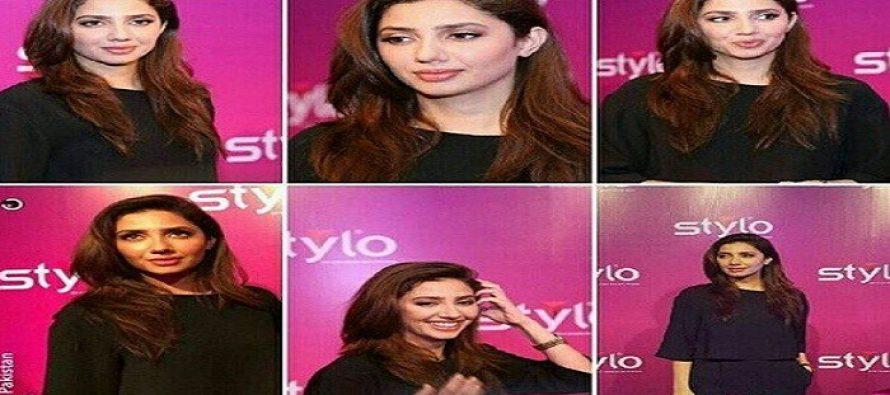 Ravishing Mahira Khan at an Event
