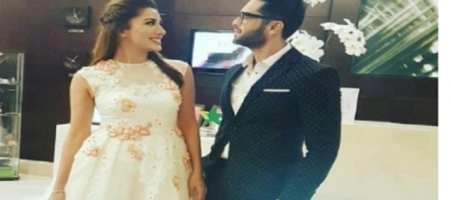 Mehwish Hayat at the Premiere of Actor in Law at Dubai