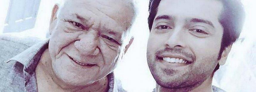 Om Puri's Praise For Fahad Mustafa Will Surprise You