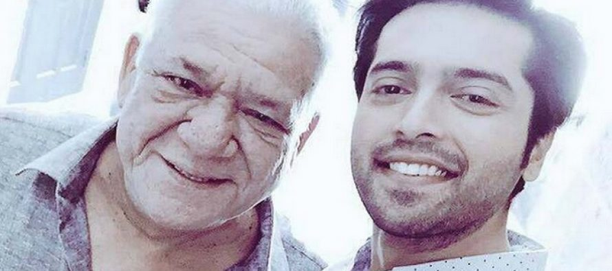 Om Puri's Praise For Fahad Mustafa Will Surprise You