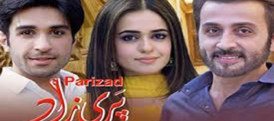Drama Parizad on TV One: Watch the OST