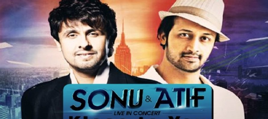 Sonu Nigam and Atif Aslam all set to Perform together on International Concerts