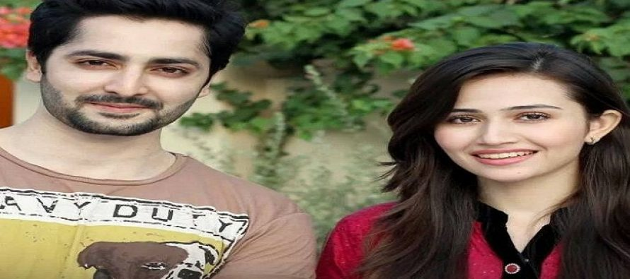 Sana Javed Is All Set to Make Her Debut Along With Danish Taimoor