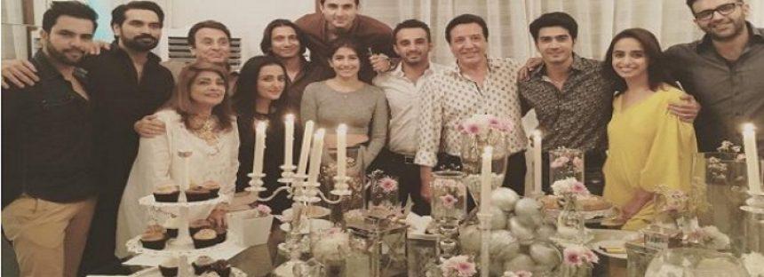 Shehzad Sheikh Birthday Celebrations