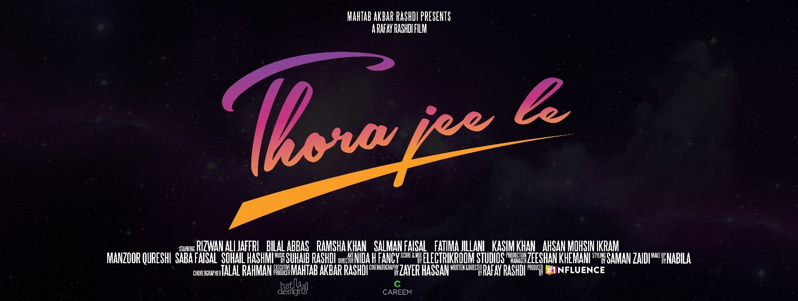 First Look of the Film Thora Jee Le!