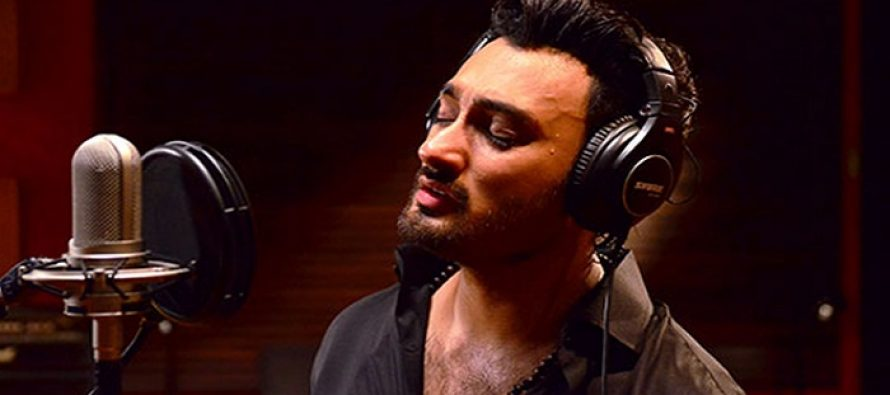 Umair Jaswal pays tribute to PAF by Singing a Song