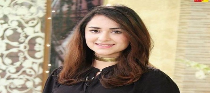 Yumna Zaidi at Jago Pakistan!