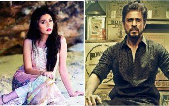 Mahira Khan replaced in Bollywood's 'Raees'?
