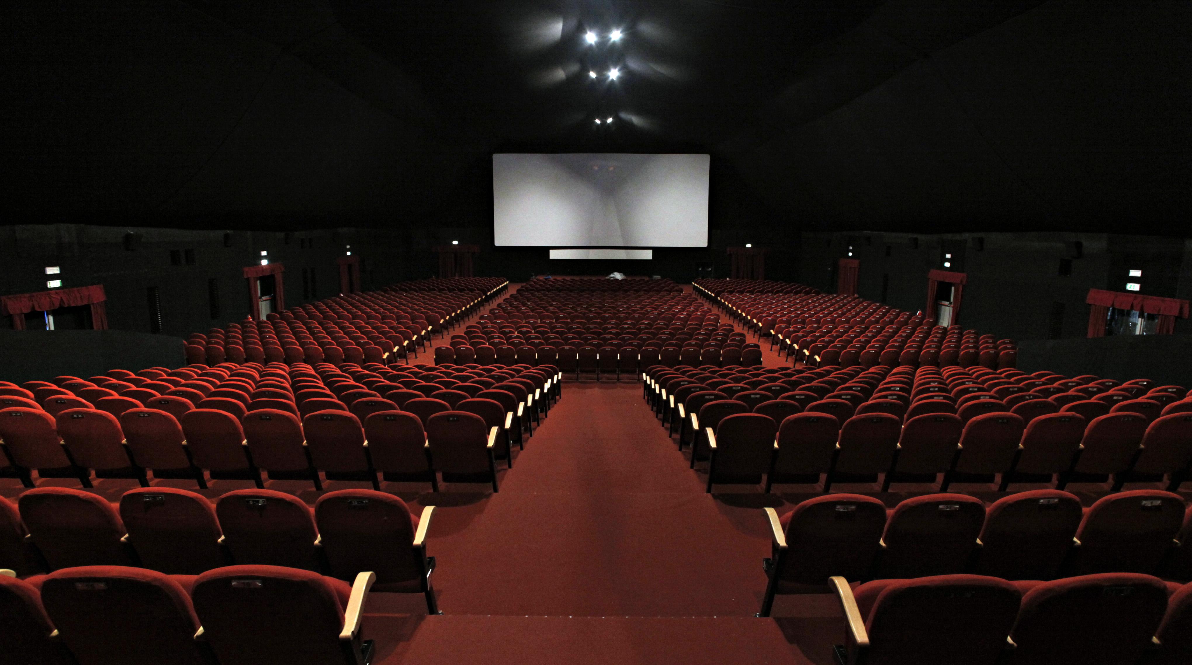VO cinema in Barcelona