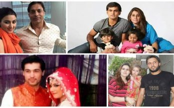 Unseen Pictures Of Pakistani Cricketers With Their Families