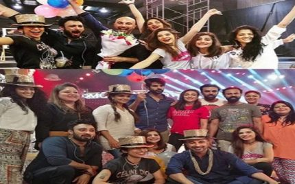 Latest Rehearsal Pictures of Hum Style Awards 2016- Practicing Well for Rocking Tonight