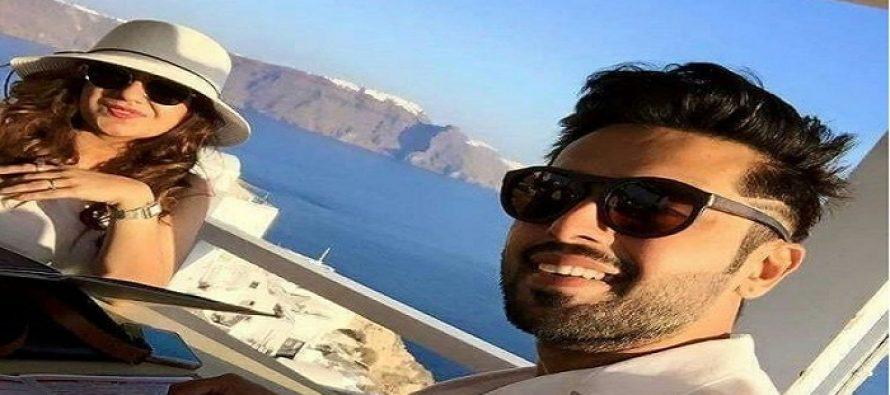 Fahad Mustafa Enjoying Vacations With Family