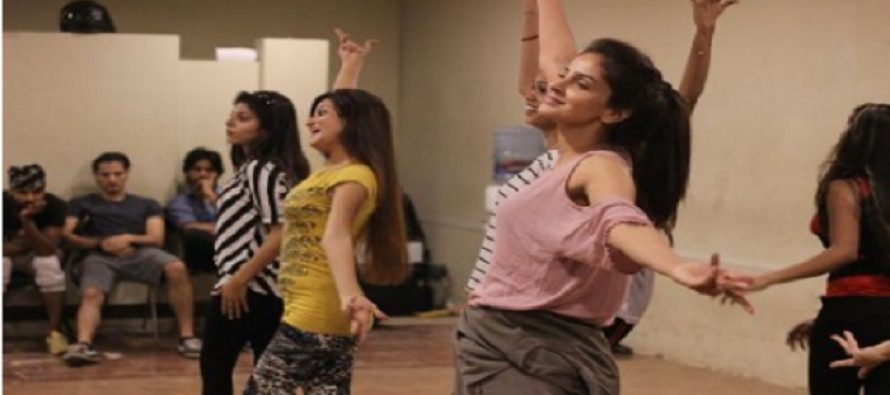 Rehearsals Pictures of Hum TV Style Awards