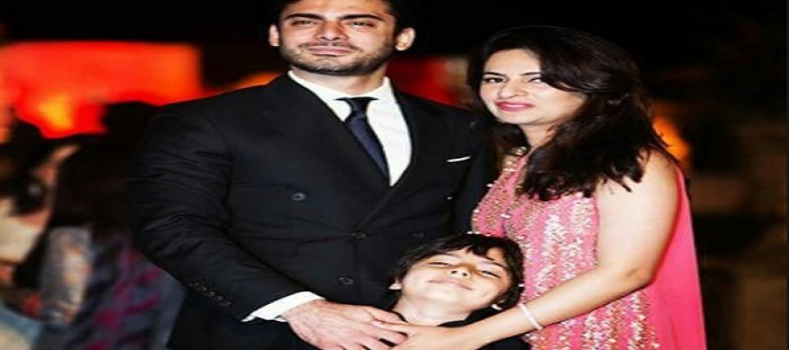 Fawad Khan is Blessed with a Daughter !