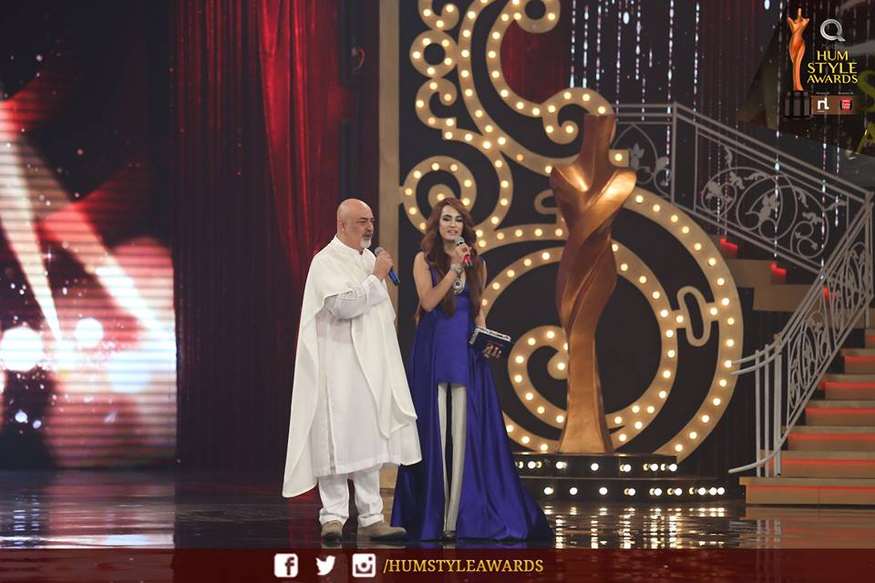 Glimpse of the Event of HUM Style Awards 2016