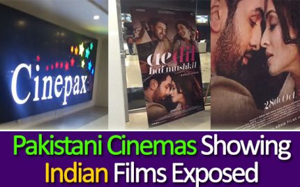Are Indian Films And Shows A Necessity In Pakistan??