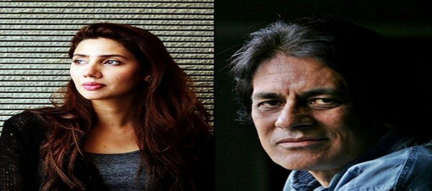 "Mahira Khan Roped in Shoaib Mansoor's New Film ""VERNA"""