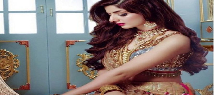 Mawra Hoccane in Stunning Outfits of Nomi Ansari