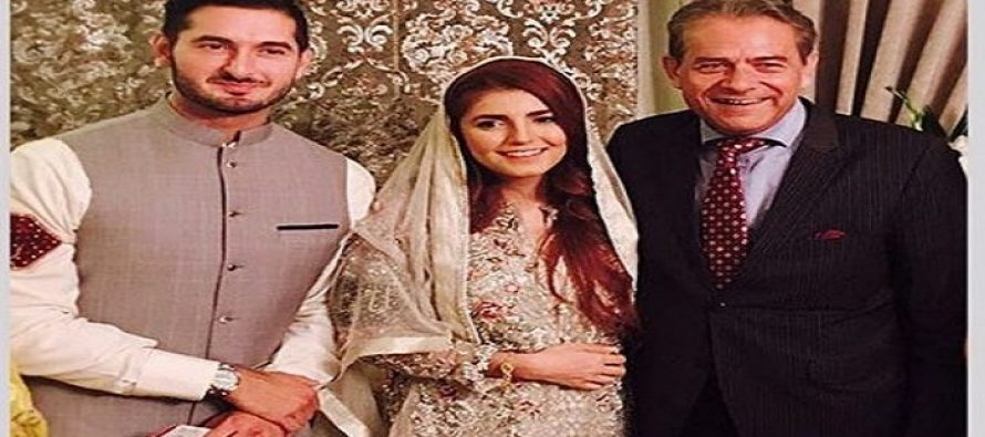 Few More Pictures From Momina Mustehsan's Engagement