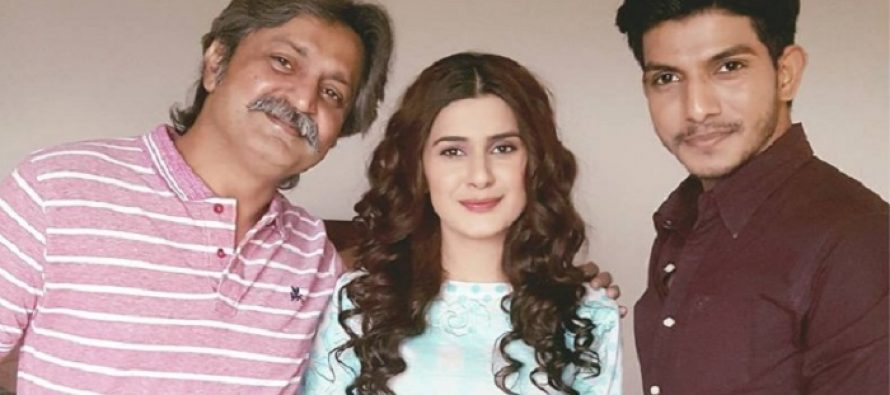 Mohsin Abbas Haider to Make Drama Debut with 'Muqabil'