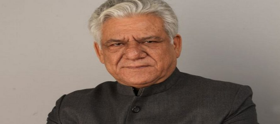 Om Puri Is Hated for Being Neutral in India- Pak Controversy